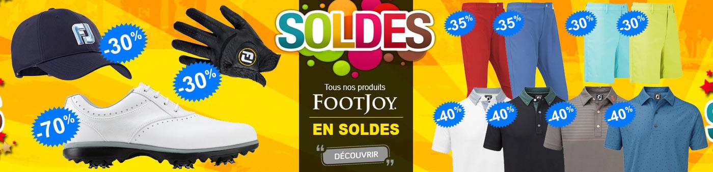 Vêtements et chaussures FOOTJOY en Soldes